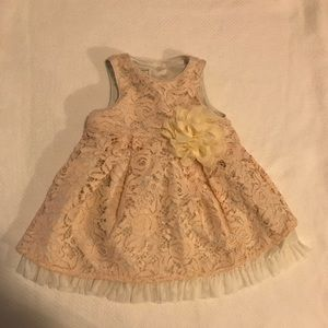 Other - Lace infant Dress